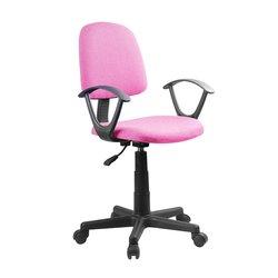 Pisarniški stol Fiona, roza