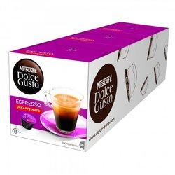 NESCAFÉ kavne kapsule Dolce Gusto Espresso Decaffeinato, trojno pakiranje