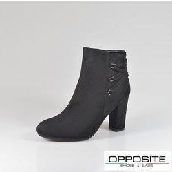 OPPOSITE ženske čizme LH85023blk
