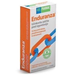 ARS PHARME tablete Enduranza, 30 tablet