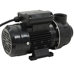 vidaXL Crpka za bazen crna 0,25 KS 7500 L/h