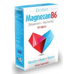 Dr. Viton Magnezan B6 30 tableta