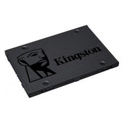 SSD Kingston 240GB A400, 2,5, SATA3.0, 500/320 MB/s (SA400S37/240G)