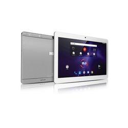 MLS ALU plus 4G WiFi (iQ1019) tablet 10.1 Octa Core (4x1.3GHz ARM Cortex-A53+4x1.5GHz ARM Cortex-A53) 2GB 16GB 8Mpx srebrni