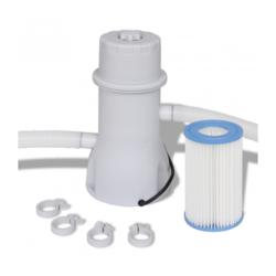 VIDAXL pumpa za bazen s filterom 3785 L / h