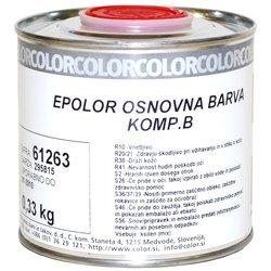 HELIOS EPOLOR osnovna barva KOMPONENTA B 0,33 L