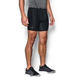 Under Armour Hg Armour 2.0 Comp Short, muški šorc za fitnes, crna
