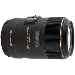 Sigma 105mm f/2.8 EX DG OS HSM Macro 11 objektiv za Nikon FX 105/2,8 105 2.8 F/2,8 F2.8 258955 258955