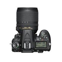 NIKON D-SLR fotoaparat D7200 KIT 18-105VR crni