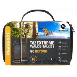 MOTOROLA radijska postaja - Walkie Talkie Talkabout T82 Extreme, rumena-črna