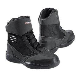 FIREFOX motoristični čevlji Biker Lace Up, črni