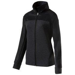 Energetics MELIS 3 WMS, ženska jakna za fitnes, crna