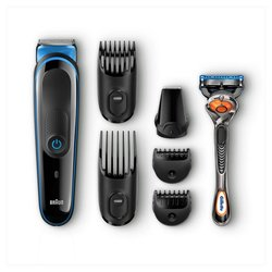Braun Trimer Multi Grooming Kit MGK 3045 7u1