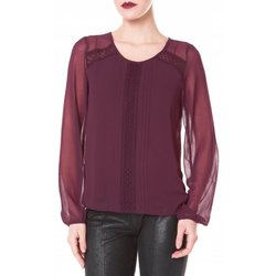 Vero Moda Bluza 341308 ljubičasta