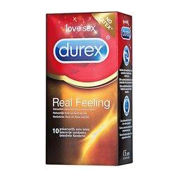 DUREX kondomi Real Feeling 10kos