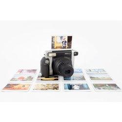 FUJIFILM polaroidni fotoaparat Instax Wide 300 črn