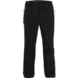 ICEPEAK moške pohodniške hlače SOFTSHELL OUTDOOR PA (57003542-990-4)