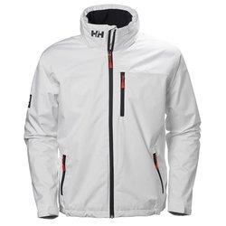 Helly Hansen Crew Hooded Midlayer Jacket White M