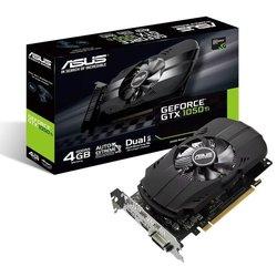 ASUS grafična kartica GeForce GTX 1050 Ti Phoenix 4GB GDDR5 (PH-GTX1050TI-4G)