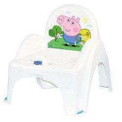 Peppa Pig glazbena kahlica/stolica White Blue