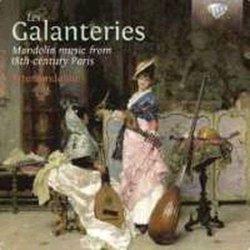 LES GALANTERIES MANDOLIN MUSIC