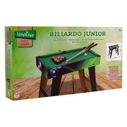 LEGNOLAND drveni biljar s nogama i dodacima za djecu Junior