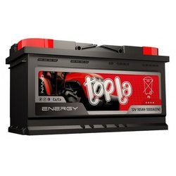 Akumulator 105 Ah D+ Topla Energy
