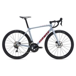 Bicikl TCR Advanced Pro 3 Disc ML srebrna