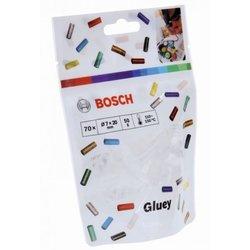 Bosch Accessories Bosch Accessories Gluey Štapiči za vruće ljepljenje 7 mm 20 mm Prozirna 70 ST