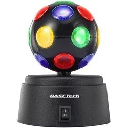 Basetech Disko krogla, večbarvna