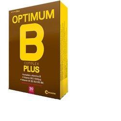 Optimum B Complex Plus kapsule