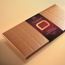 ČOKOLADNI ATELJE DOBNIK čokolada Gold Grand Cru Puertomar 75% 100g