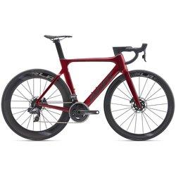 Bicikl Propel Advanced Pro 0 Disc M crvena