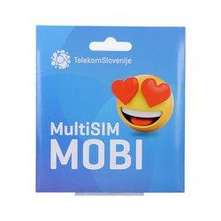 Telekom Slovenije Paket MultiSIM MOBI