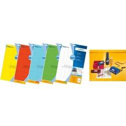 Etikete 70X37 A4/24 1/100 plava