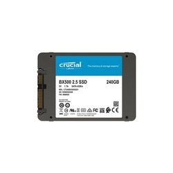CRUCIAL SSD disk BX500 240GB