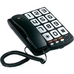 Sologic mobilni telefon Sologic T101 analognižični mobilni telefon z velikimi tipkami in glasnim klicnim tonom 211279