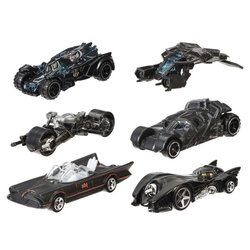 Hot Wheels Batman, sorto