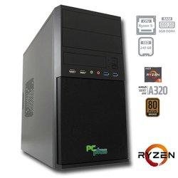 PCPLUS računalnik i-net (AMD Ryzen 5 2400G 8GB 240GB SSD)
