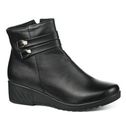 OPPOSITE poluduboke čizme LH86355, crne