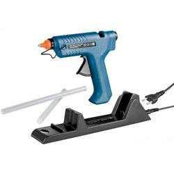 Fixpoint Bežični pištolj za vruće ljepljenje sa stanicom za punjenje