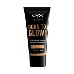 NYX Professional Makeup Born To Glow tečni puder 10 Buff