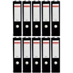 Arhivar QBO A4/50 (crna), samostojeći, 10 komada