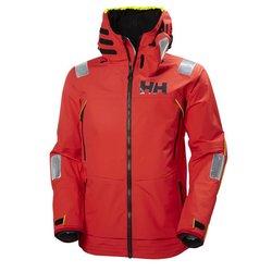 Helly Hansen Aegir Race Jacket Alert Red XXL