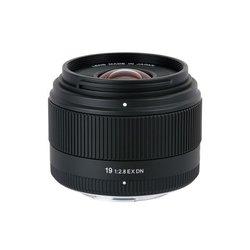 Sigma A 19mm f/2.8 EX DN Sony E crni