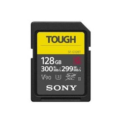 Sony Tough 128GB SDXC memorijska kartica Class 10, UHS-II, U3, V90 (SFG1TG)