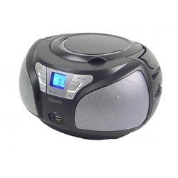 DENVER prenosni radio TCU-206 crni