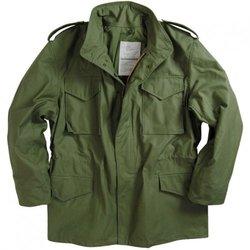 ALPHA jakna M65 zelena