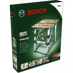 BOSCH stol PWB 600