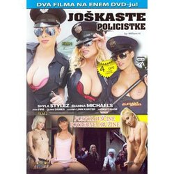 DVD: Joškaste policistke + Pustolovščine potrebne družine